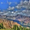 Colorado Rocky Mountains by Tony Baca