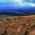 Colorado Springs Area Digital Oil #89 by Chris Flees