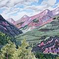 Colorado Valley by Jeff Atnip