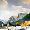 Colorado Winter 5 by Ugljesa Janjic