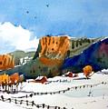 Colorado Winter 6 by Ugljesa Janjic