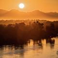 Coloradoriversunrise-yuma by Dale Balmer