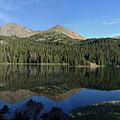 Colorado's Sawatch Range by Carol Milisen
