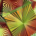 Colored Box Abstract by Deborah Benoit