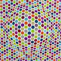 Colored Geometries by Valerio Poccobelli