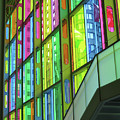 Colored Glass 1 by Randall Weidner