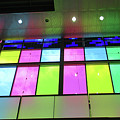 Colored Glass 8 by Randall Weidner