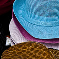 Colored Hats by Jon Glaser