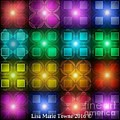 Colored Lights by Lisa Marie Towne