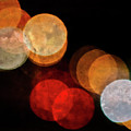 Colored Moons 3 by Doug Sturgess