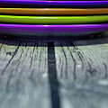 Colored Plates 4 by Irina Effa