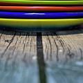 Colored Plates 5 by Irina Effa