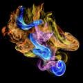 Colored Vapors by Rikk Flohr