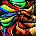 Colorful Abstract1 by Teo Alfonso