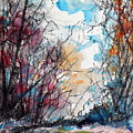 Colorful Autumn by Kovacs Anna Brigitta