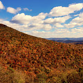 Colorful Autumn Panorama - West Virginia by Mountain Dreams