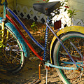 Colorful Bike by David Lee Thompson