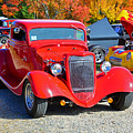 Colorful Car Show by Mike Martin