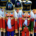 Colorful Christmas Nutcrackers by Perl Photography