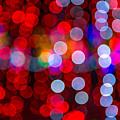 Colorful Circles Of Light by Joye Ardyn Durham