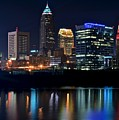 Colorful Cleveland by Frozen in Time Fine Art Photography