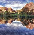 Colorful Colorado by OLena Art Brand