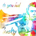 Colorful Dirty Harry by Dan Sproul