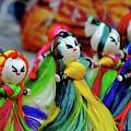 Colorful Dolls by Smita Shitole
