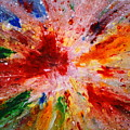 Colorful Expression-9 by Natalie Holland