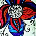 Colorful Flower by Rachel Maynard