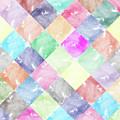 Colorful Geometric Patterns IIi by Amir Faysal