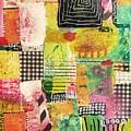 Colorful Geometric by Tresa Steenberg