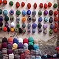Colorful Hats by Henri-Louis ROLAND