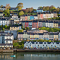 Colorful Houses - Cobh Ireland by Brian Jannsen