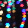 Colorful Lights by Maria Malayter
