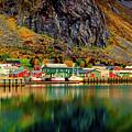 Colorful Lofoten, Norway by Pixabay