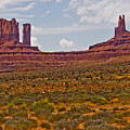 Colorful Monument Valley by James BO  Insogna