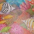 Colorful Ocean by Jubamo