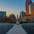 Colorful Philadelphia Morning by Bill Cannon