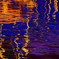Colorful Ripple Effect by Danuta Bennett
