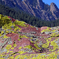 Colorful Rock Mesatrail by George Tuffy