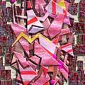 Colorful Scrap Metal by Mark Sellers