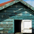 Colorful Shack by John Greim