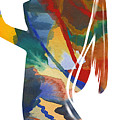 Colorful Shape by Steve K