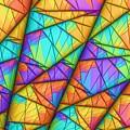 Colorful Slices by Xander Mensah
