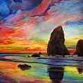 Colorful Solitude by Hailey E Herrera