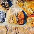 Colorful Stone by Ronald Watkins