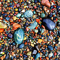 Colorful Stones Viii by Cristina Stefan