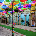 Colorful Street by Marco Oliveira