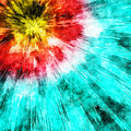 Colorful Tie Dye by Phil Perkins